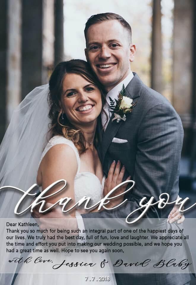 Jessica and David Testimonial